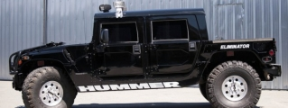 Tupac's Hummer H1 Sells for $337,144