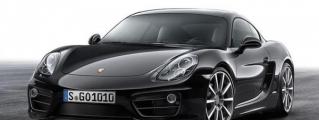 Official: 2016 Porsche Cayman Black Edition