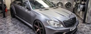 Prior Design Mercedes S-Class W221 Wide Body