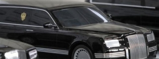 Putin's Presidential Limo to Get Porsche V12 Engine?