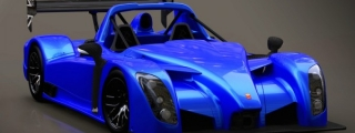 440bhp Radical SR8 RSX Introduced