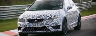 New FWD Nurburgring Record Set by SEAT Leon Cupra 280