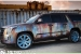 Cadillac Escalade Rust Chrome by Metro Wrapz