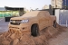 2015 Chevrolet Colorado Sand Sculpture Unveiled in San Diego
