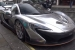 Chrome McLaren P1 Filmed in London