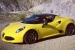 Alfa Romeo 4C Spider Spotted in Full Production Trim