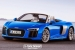 Rendering: 2017 Audi R8 Spyder