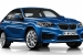 BMW X2 Crossover Rendered and It Looks Good
