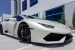 Bianco Canopus Lamborghini Huracan by Supreme Power