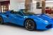 Blu Corsa Ferrari 488 Spider Looks Sensational