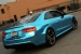 Audi RS5 Wrapped in Ice Blue Chrome