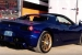 Sights and Sounds: Blue Ferrari Pininfarina Sergio