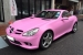 What Do You Think of This Bubblegum Pink Mercedes SLK?