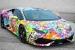Graffiti Lamborghini Huracan by Sekanskin
