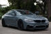 Grigio Medio BMW M4 Individual Is a Stunner