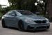 Grigio Medio BMW M4 Individual Is a Stunner