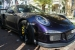 Deep Purple Porsche 991 GT3 RS Sighted in Cannes
