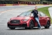 Vettel Drives Infiniti Q50 Eau Rouge at Eau Rouge