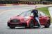 Vettel Drives Infiniti Q50 Eau Rouge at Eau Rouge