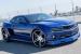 Forgiato Wide Body Camaro Shows Up in Blue