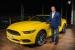 Ford Mustang Unveiled at Burj Khalifa