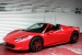OFK Ferrari 458 Spider on Forgiato Wheels