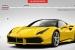 Ferrari 488 GTB Online Configurator Launched