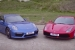 Ferrari 488 GTB Takes on Porsche 991 Turbo S Head to Head