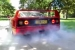 Ferrari F40 Burnout with Tubi Sound on the Side!