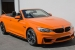 Fire Orange BMW M4 Convertible by EAS