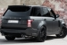 The Black Prince: Kahn Range Rover in Satin Black