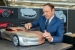 Kevin Spacey Visits Renault Design Center