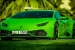 Treat for the Eyes: Green Lamborghini Huracan on ADV1 Wheels