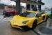 2x Lamborghini Aventador SV Spotted in Barcelona
