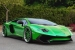 Lamborghini Aventador SV Goes Green, Virtually