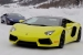 Lamborghini Winter Accademia Delivers an Absurd Amount of Fun!
