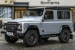 Land Rover Defender 2,000,000 to be Auctioned
