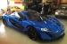 Lewis Hamilton's Blue McLaren P1 Spotted in Monaco