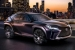 Lexus UX Concept Unveiled in Paris