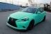 Matte Mint Lexus IS Looks Refreshing!