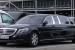 Maybach S600 Pullman Spotted on the Road