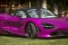 Michael Fux Gets Purple McLaren 720S MSO