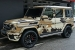 Desert Camo Wrap for Mercedes G63 AMG