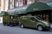 Harrods Get Electric Nissan e-NV200 Delivery Van