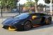 Satin Black Aventador on Forgiato Wheels Is Serious Eye Candy