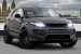 Volcanic Rock Satin Range Rover Evoque by Kahn Design