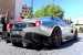 Silver Ferrari F12 TRS Caught on Film