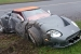 Sad: Rare Spyker C8 Totaled in Latvia