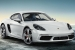 Porsche 718 Cayman Exclusive in Carrara White