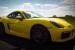Watch the Needle: Porsche Cayman GT4 0-285 km/h Test